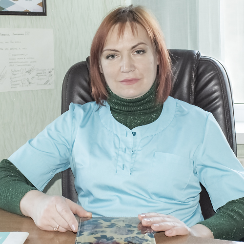 Picture of Лебедєва Валентина Омелянівна