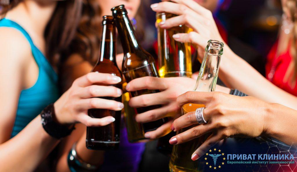 Реабілітація від алкогольної залежності